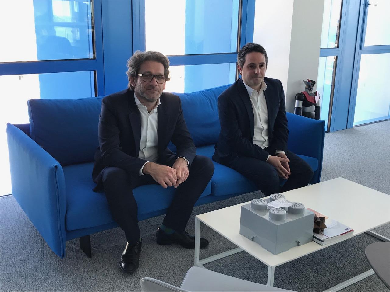 Nicolas Kirstetter et Sylvain Robby, associés chez BDO Real Estate Marseille