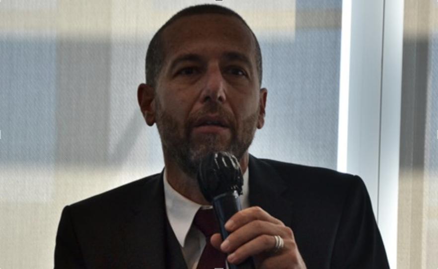 Erminio Eschena, président de la CLIA, se réjouit du retour des croisières à Marseiille (photo : F.Dubessy)