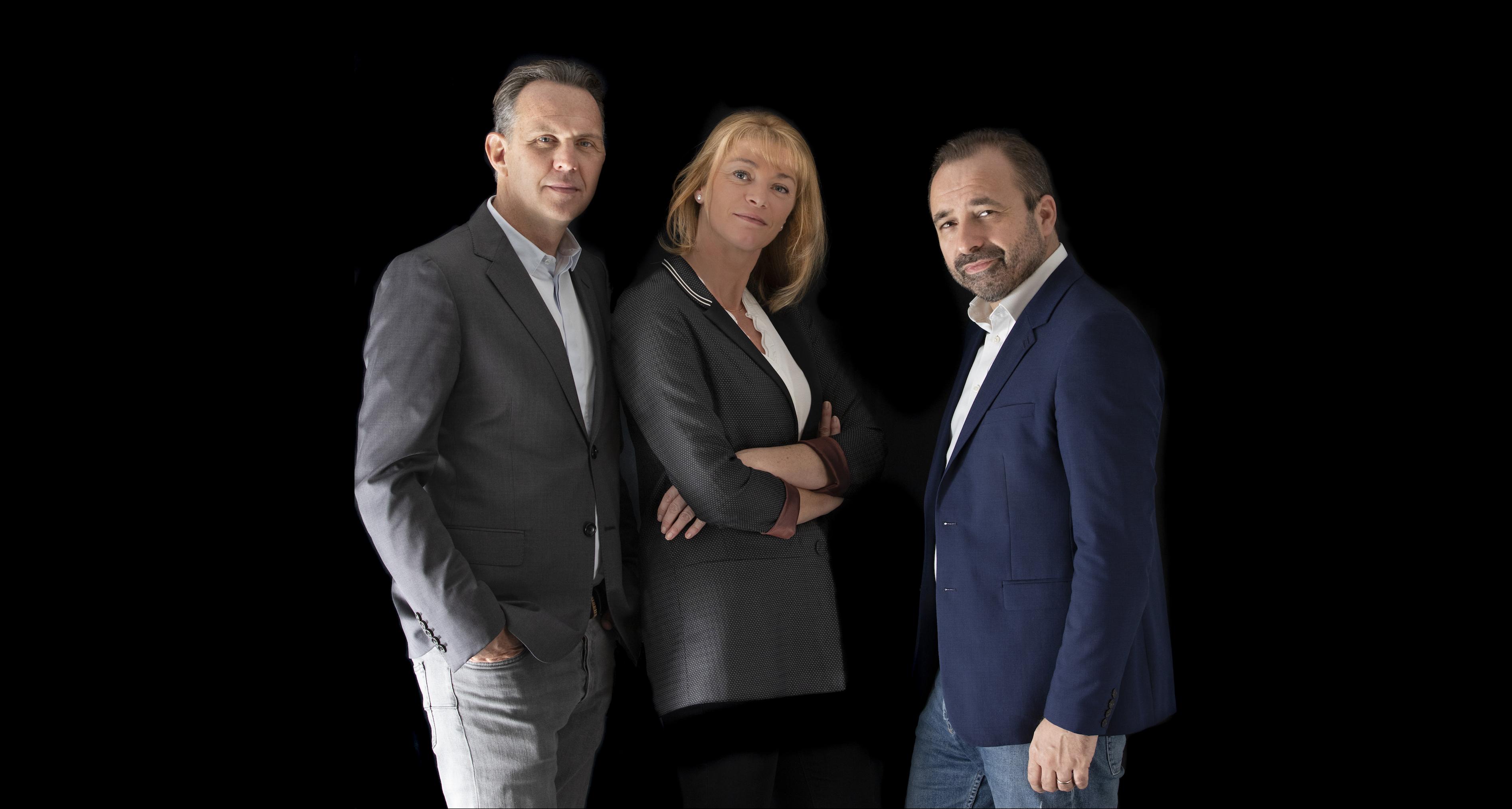 Jérôme Dentz, Géraldine Martin et Frédéric Musso aux manettes de Citimotion