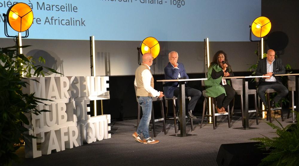 Le Club de l'Immobilier Marseille Provence pointe les projecteurs sur les relations entre Marseille et l'Afrique (photo : F.Dubessy)