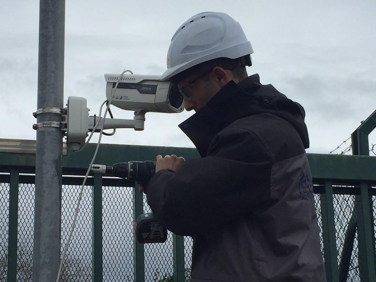 L'une des expertises de Ranc Développement est l'installation et la maintenance de systèmes de télésurveillance (Photo Ranc Développement)