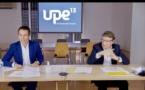 Marc Isidore, responsable du site de Toulon, et Thierry Quessada, directeur grands comptes ont  présenté le 25 novembre 2020 les mesures mises en place par l'URSSAF, dans le contexte du deuxième confinement lié à la crise sanitaire.