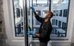 Les salariés de Proclair, entreprise dédiée au nettoyage, tous investis pendant la crise