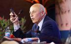 Jean-Hervé Lorenzi, président du Cercle des économistes et organisateur des 21e Rencontres économiques d'Aix-en-Provence. ©YD