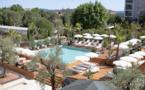 La piscine du Palm's © DR