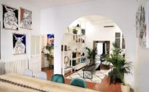 Eotia Gallery située en plein centre ville de Marseille