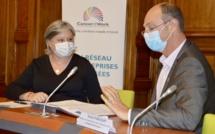 La Caisse d'Épargne CEPAC, première entreprise régionale à signer avec Cancer@Work