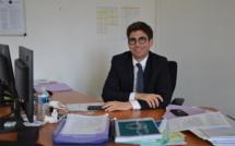Benoît Mournet, sous-préfet à la relance dans les Bouches-du-Rhône depuis le 24 novembre 2020. ©NBC