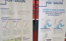 La liaison Fos-Salon trace sa route à petits pas