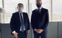 """Rencontre de Philippe Korcia avec Bruno Le Maire: """"Toutes les entreprises doivent bénéficier de la relance"""""""