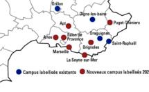 L'université prend ses quartiers à Bougainville, premier campus marseillais connecté