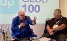 Invité du Club 100 Jean-Claude Gaudin se livre sans filtre