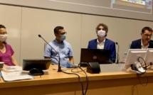 À Marseille-Fos, la recherche se penche sur les panaches de fumées des navires