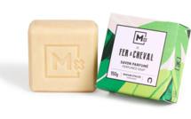 Un savon à l'anis, fruit de la collaboration entre le Fer à Cheval et le Mx