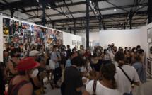 Lors de l'ouverture de l'exposition Masculinités©Marjorie Sardanne